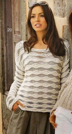 Captivating Crochet a Bodycon Dress Top Ideas. Dazzling Crochet a Bodycon Dress Top Ideas. Diy Crochet Sweater, Crochet Clothes, Crochet Lace, Knitting Designs, Crochet Designs, Crochet Patterns, Baby Knitting Patterns, Baby Girl Crochet, Crochet Woman
