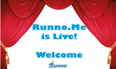 www.Runno.Me is Live!!    The app is on App Store now for a free download. Enjoy!    http://itunes.apple.com/app/runno/id512919156?mt=8