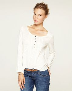 Holiday Pleated Top