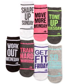 Ideology Socks Gift Pack, Only at Macy's - Activewear - Women - Macy's