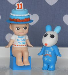 Sonny Angel anniversary serie secret and Robby Angel 11, Kewpie Doll, Sonny Angel, Little Babies, Baby Love, Sony, Anniversary, Easter, Dolls