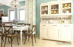 люстры для кухни в стиле прованс над столом - Поиск в Google