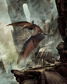 Ideas For Fantasy Art Dragon Rider High Fantasy, Medieval Fantasy, Fantasy World, Cool Dragons, Dragon Artwork, Dragon Rider, Creature Concept, Fantasy Inspiration, Fantasy Landscape