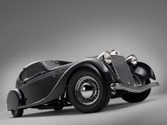 1937 Delage D8 120 Aerosport Coupe