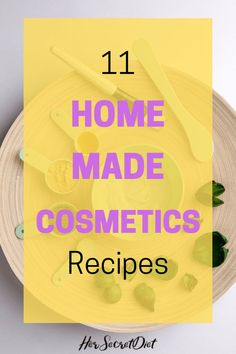 11 All-Natural, Eco-Friendly, Homemade Cosmetics Recipes - The demand for all-natural, cruelty-free products continues to grow as the world becomes more envir - All Natural Makeup, Natural Make Up, Organic Makeup, Free Products, Best Makeup Products, Beauty Products, Natural Products, Face Care Routine, Citrus Oil