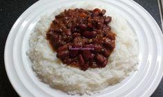 Foodie in Translation: Chili con carne (meno peperoni)