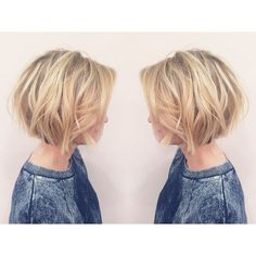 Chic and eye-catching bob hairstyles hairstyles trends - Frisuren - Cheveux Short Hair Cuts For Women, Short Hairstyles For Women, Bob Hairstyles, Short Hair Styles, Layered Hairstyles, Medium Hairstyles, Black Hairstyles, Latest Hairstyles, Natural Hairstyles