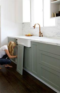 Ikea Upgrade: The SemiHandmade Kitchen Remodel - Yahoo Homes
