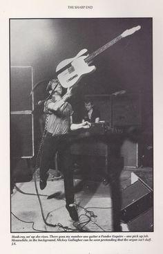 The Clash: Joe Strummer, ca 1979