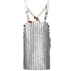 Chainmail Butcher's Apron I design inspiration on Fab.