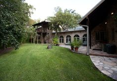 Red Corral Ranch - Wimberly, Texas (♥ of the Texas Hill Country) Limestone Lodge