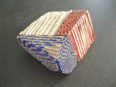 Cardboard jewelry  RITSUKO OGURA --- sooooo beautiful! seen on patternprints journal: