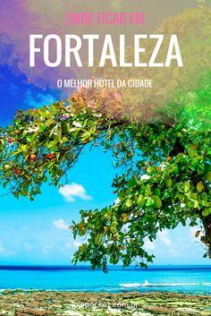 Outro hotel que experimentamos em Fortaleza, que combina localização e conforto interessantes para o viajante!