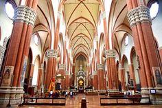 Bologna - Italy - Trafoodel Basilica di San Petronio