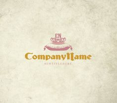 Premade logo and  Watermark King logo Symbol logo - Logo Design on Etsy, $12.00