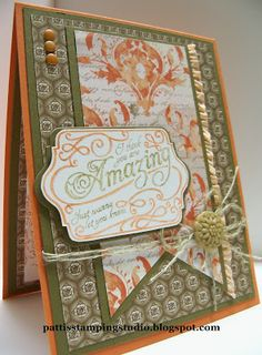 Patti's Stamping Studio Lovely Romance
