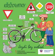 Křižovatky Techno, Bicycle, Comic Books, Classroom, Victoria, Education, Learning, School, Montessori