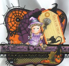 JenniferD's Blog: Sitting Witch