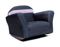 NOTE: This is an assorted product; color and print advertised are subjected to vary. The Bubble Microsuede Rocking chair has been designed to enhance the beauty of any room being at the same time comfortable and durable. The Bubble Rocking chair have a strong wood frame, covered with high... more details available at https://furniture.bestselleroutlets.com/children-furniture/chairs-seats/rocking-chairs/product-review-for-keet-bubble-rocking-kids-chair-blue-pink/