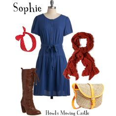 Sophie - Howl's Moving Castle
