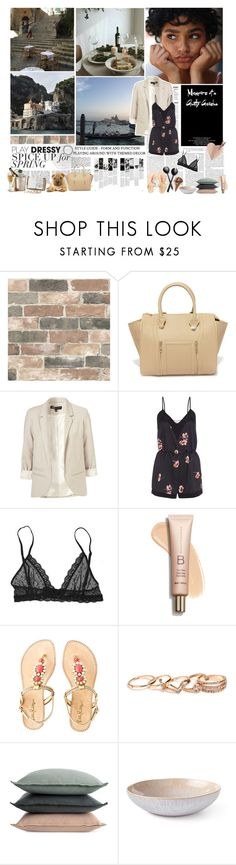 """But ''just friends'' don't look at each other like that"" by milenaaaaaa ❤ liked on Polyvore featuring Wall Pops!, Yoki, Topshop, Eberjey, Lilly Pulitzer, Peek, GUESS, Design Within Reach, Casafina and Abbeyhorn"