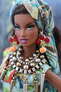 Kesenia Entice Fashion Royalty Tess-Creations   Flickr - Photo Sharing!