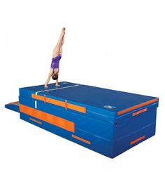 e37850d73768 The Mancino Basic Level 3 Trainer System is perfect for gyms that need a  safety pit. Mancino Mats