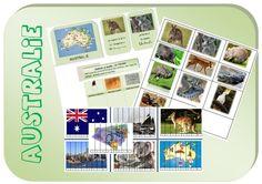 Période 4 en GS = L'Australie