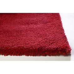 """KAS Rugs Bliss Red Area Rug Rug Size: 3'3"""" x 5'3"""""""