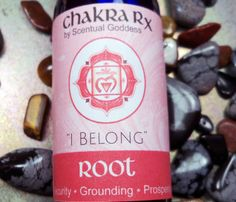 Root Chakra Spray I Belong Helps Feel Grounded от ScentualGoddess