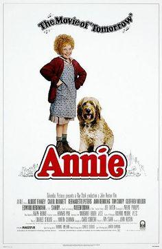 Annie - Best childhood movie ever!