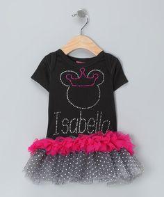 Minnie Mouse tutu!!  http://www.zulily.com/invite/jpalmer893/p/born-4-couture-black-pink-personalized-tutu-tee-22284-1223115.html?tid=referral_pinterest