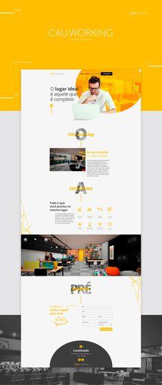 CAU.working - One Page