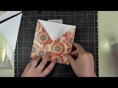 ▶ Criss-Cross Card Tutorial - YouTube