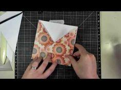 ▶ Criss-Cross Card Tutorial - YouTube