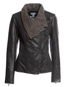 Blink Leather Jacket - Danier