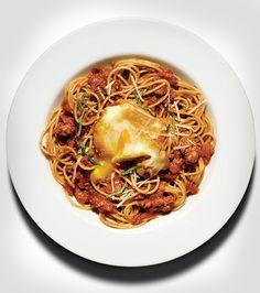 Poached in Tomato Sauce http://www.menshealth.com/nutrition/14-best-ways-eat-egg/slide/2
