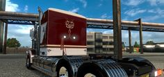 Selman Bros skin for the Kenworth T908 Mod (2)