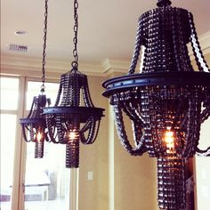 Living Room Chandelier - Chandeliers Made With Bicycle Chains