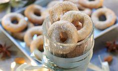 sütnijó! – Kipróbált sütemény receptek Doughnut, Panna Cotta, Recipes, Noel, Kitchens, Dulce De Leche, Ripped Recipes, Cooking Recipes