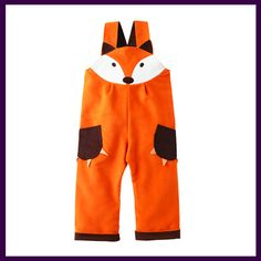 Wild-Things-Fox-Dungarees-F