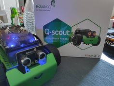 Q-Scout by Robobloq Gadgets, Toys, Twitter, Blog, Instagram, Robot, Activity Toys, Clearance Toys, Blogging