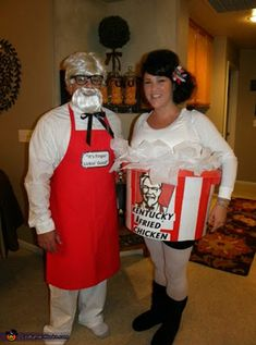 meilleurs costumes halloween de couples 10   Les meilleurs costumes Halloween de couples   photo image halloween déguisement Couple costume ...