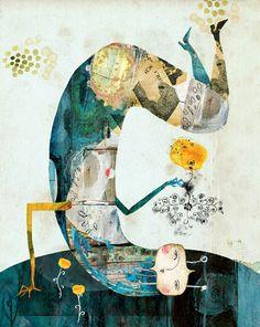 Beautiful Paintings by Andrea D'Aquino