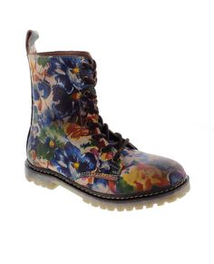 Botas COOLWAY flores BOSTON