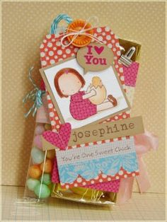 PI One Sweet Chick - Joanne Basile