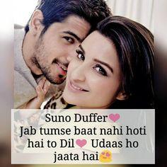 Best Love Status In Hindi For Girlfriend | Status For GF 2 Love Quotes Poetry, Romantic Status, Status Hindi, Love Status, Girlfriends, Feelings, Boyfriends, Girls