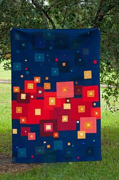 Beautiful quilt--and the inspiration behind it.