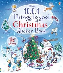 Usborne Books & More. 1001 Things to Spot at Christmas Sticker Book Christmas Books For Kids, Christmas Activities, Book Activities, Christmas Holidays, Christmas Bulbs, Activity Books, Winter Holidays, Christmas Stickers, Christmas Candy