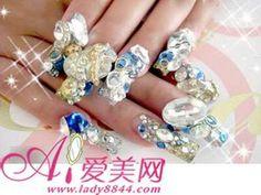 476 Best 3d Japanese Nail Art Images On Pinterest 3d Nail Art